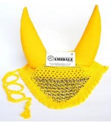 Earnets Colourful Beeds Yellow