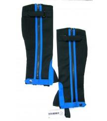 Amara Chaps Velcro R.Blue