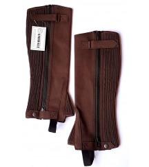 Amara Chaps Velcro Brown