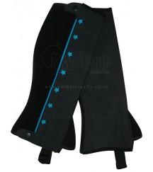 Amara Chaps Button Blue-Stars