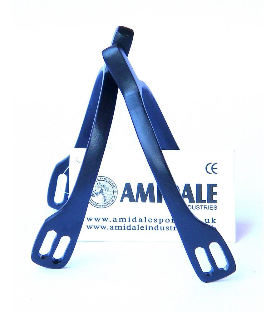 Aluminum Spur Black