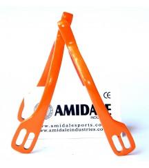 Aluminum Spur Orange