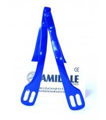 Aluminum Spur R.Blue