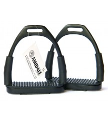 Flexi Stirrups Black