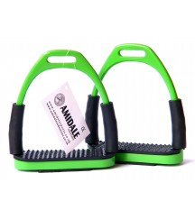 Flexi Stirrups Green