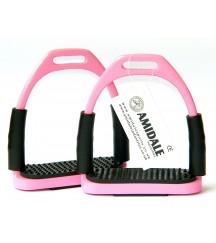 Flexi Stirrups Pink