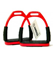 Flexi Stirrups Red