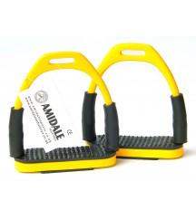 Flexi Stirrups Yellow