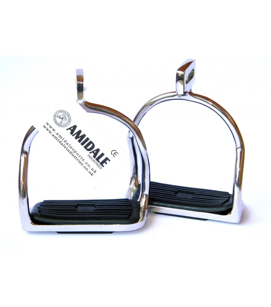 Double Bent Black Treads