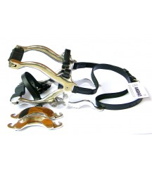 Mouth Speculum Black Leather
